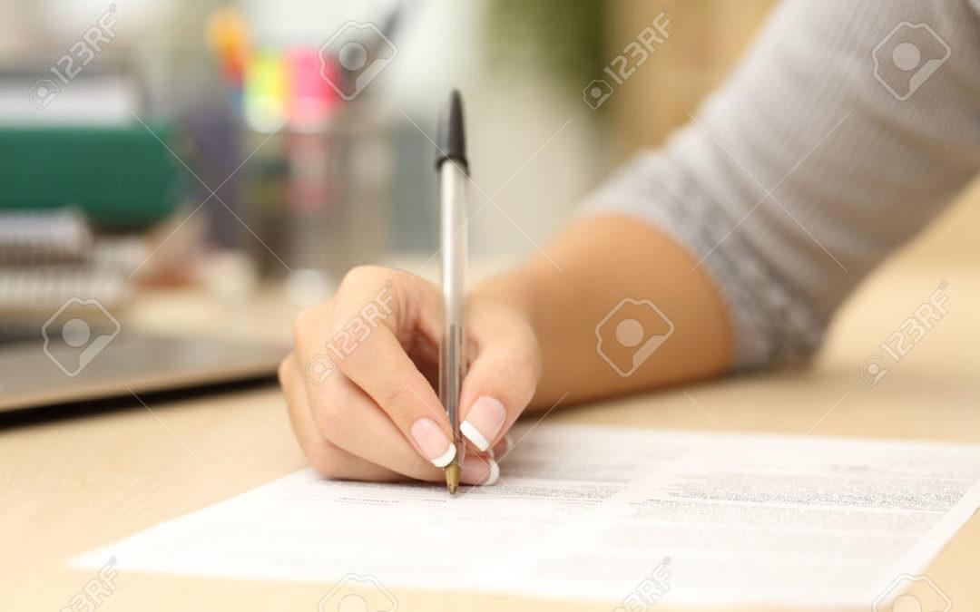 Progress Reports u0026 Student Career Objective Form
