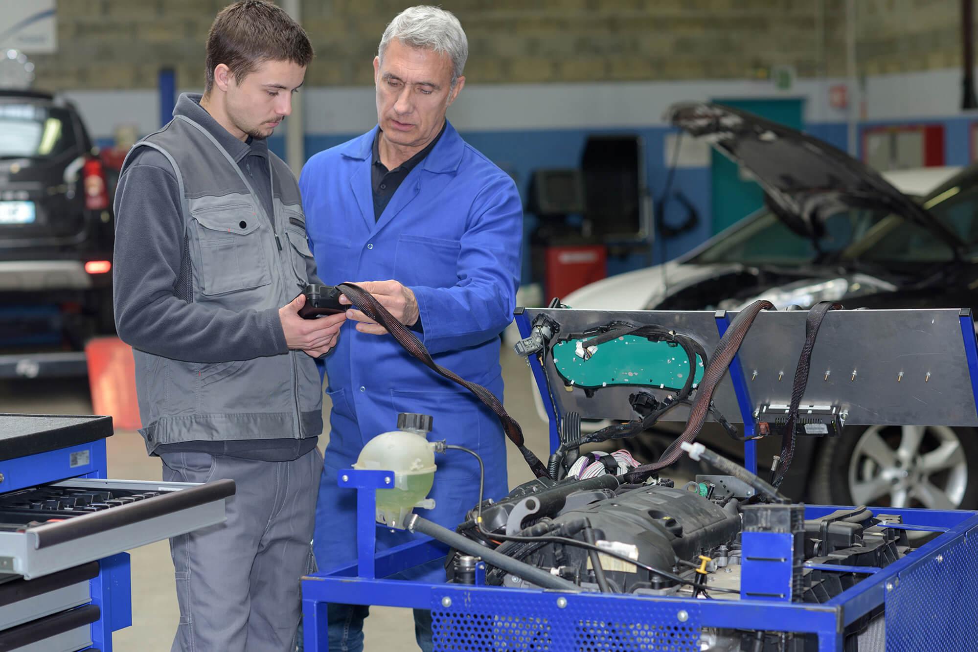 Automotive Technology   Lebanon County Career and ...