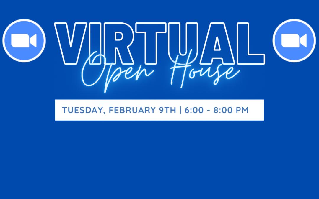 2021 Virtual Open House